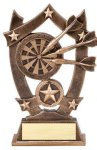 3D Sport Stars -Darts 3D Sport Stars Resin Trophy Awards