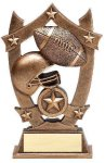 3D Sport Stars -Football 3D Sport Stars Resin Trophy Awards