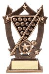 3D Sport Stars -Billiards Billiards/Pool Trophy Awards