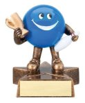 Little Buddy -Bowler Bowling Trophy Awards