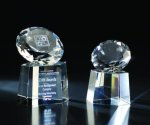 Crystal Diamond Clear Optical Crystal Awards
