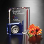 Chesterfield Clock Clock Crystal Awards