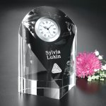 Eternity Clock Clock Crystal Awards