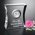 Expectation Clock Clock Crystal Awards