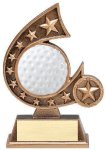 Resin Comet Series -Golf Comet Resin Trophy Awards