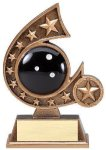 Resin Comet Series -Bowling Comet Resin Trophy Awards
