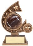 Resin Comet Series -Football Comet Resin Trophy Awards
