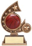 Resin Comet Series -Basketball Comet Resin Trophy Awards