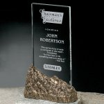 Summit Stone Crystal Glass Awards