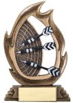 Flame Series -Dart Darts Trophy Awards