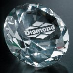 Diamond Paperweight Diamond Awards