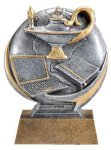 Motion X 3-D -Lamp of Knowledge  Education Trophy Awards