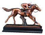 Jockey Equestrian Trophy Awards