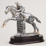 Jumper Horse, Female Equestrian Trophy Awards