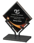 Acrylic Art Galaxy Award Executive Gift Awards