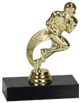 Action Trophy -Football Figure on a Base Trophies