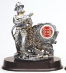 Fireman Firefighter Trophy Awards