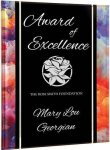 Watercolor Acrylic Plaque with Easel/Hanger Sales Awards