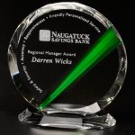 Danbury Emerald Circle Sales Awards