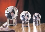 Spinning Globe on Base Sales Awards
