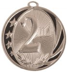 MidNite Star Medal -2nd Place Scholastic Trophy Awards