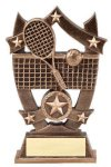 3D Sport Stars -Tennis Tennis Trophy Awards