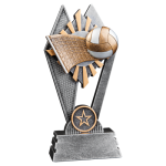 Sun Ray Resin -Volleyball Volleyball Trophy Awards