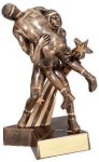 Super Star -Wrestling Male Wrestling Trophy Awards